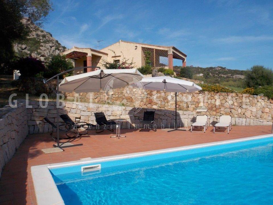 Pregiata villa in vendita Baja Sardinia