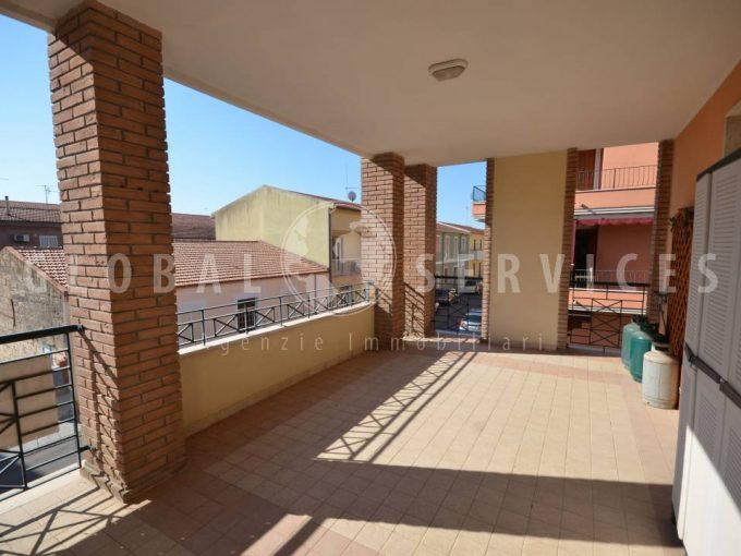 Appartamento con bella terrazza