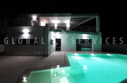 Moderna villa in Golfo Aranci Baia Caddinas