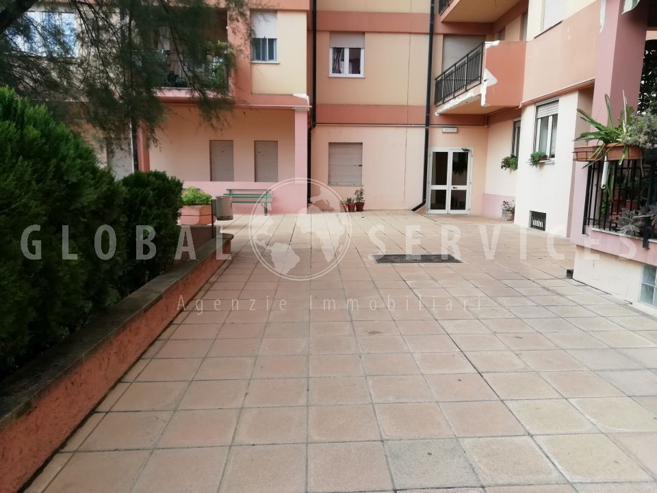 Grande appartamento via Istria Nuoro