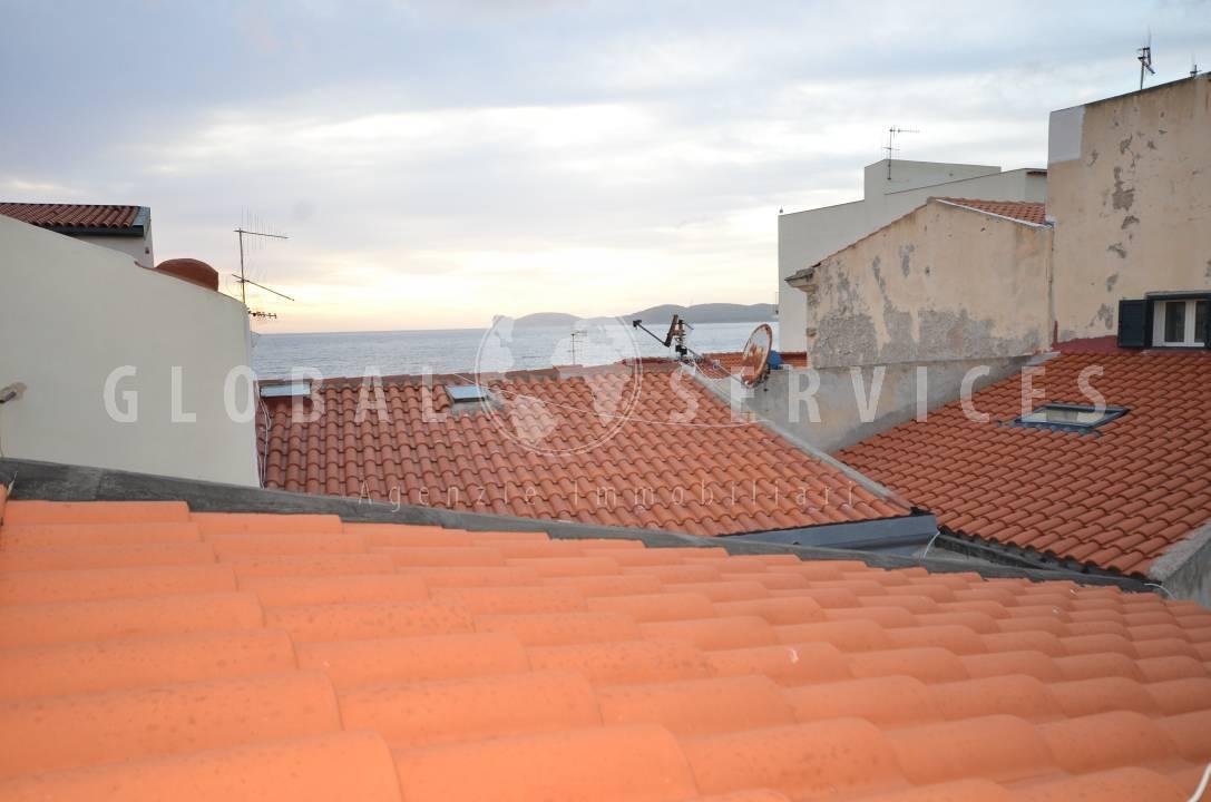 Appartamento con terrazza vista mare!