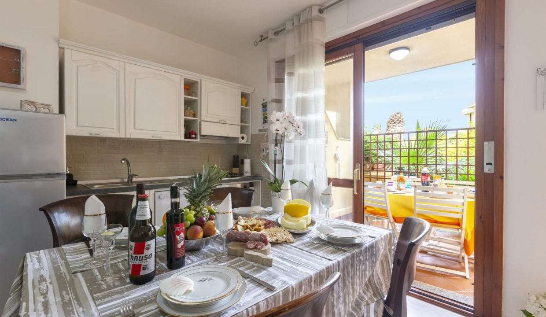 Favoloso appartamento indipendente via Biasi (7)