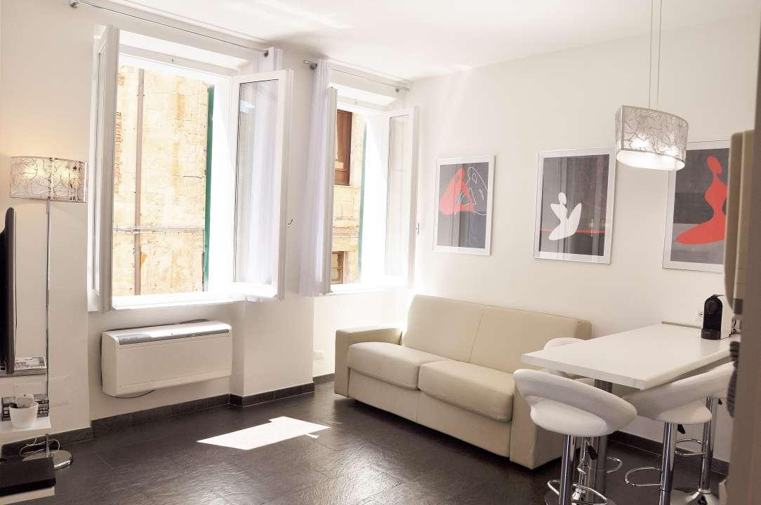 Elegante appartamento in largo San Francesco