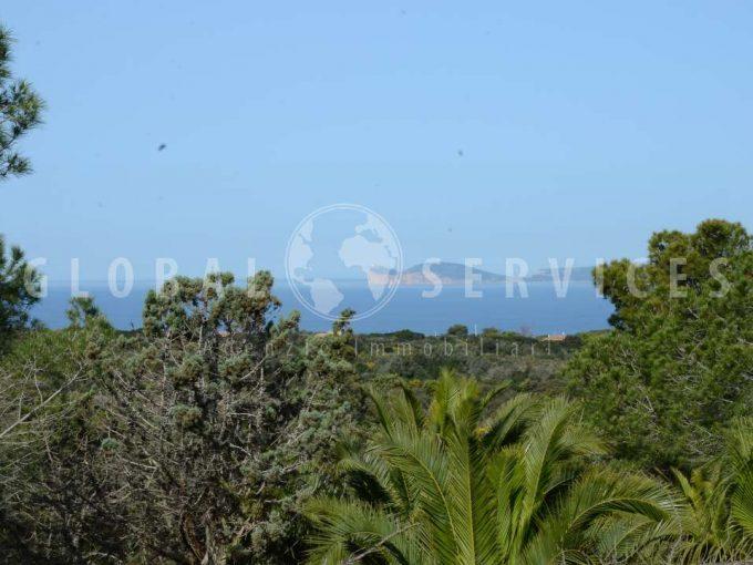 Villa vista mare Litoranea Alghero Bosa